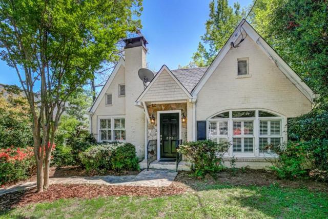 223 E Wesley Road NE, Atlanta, GA 30305 (MLS #6538132) :: Iconic Living Real Estate Professionals