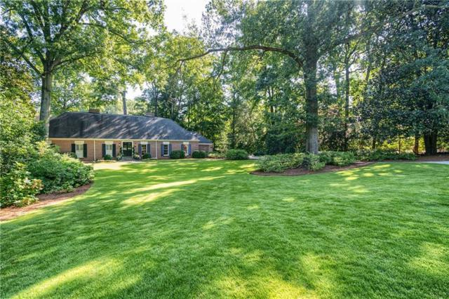 3741 Haddon Hall Road NW, Atlanta, GA 30327 (MLS #6538227) :: RE/MAX Paramount Properties
