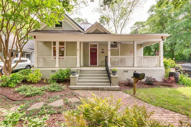 341 Oakdale Road NE, Atlanta, GA 30307 (MLS #6538241) :: RE/MAX Paramount Properties