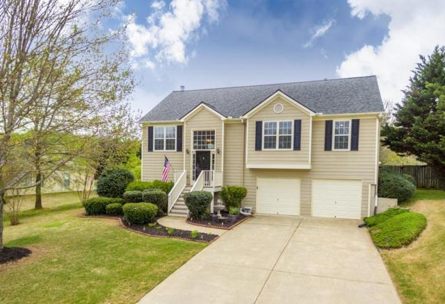8325 River Hill Commons, Ball Ground, GA 30107 (MLS #6538270) :: Path & Post Real Estate