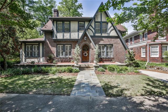 102 Maddox Drive NE, Atlanta, GA 30309 (MLS #6538360) :: RE/MAX Paramount Properties