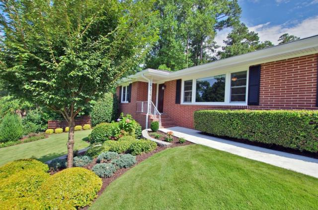 1861 Mount Royal Drive NE, Atlanta, GA 30329 (MLS #6538393) :: North Atlanta Home Team