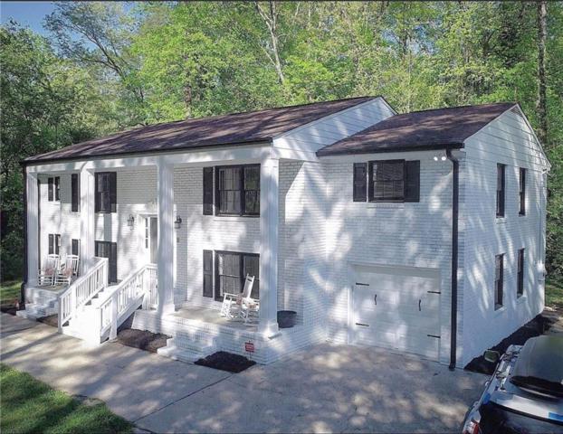 1077 Merritt Road, Marietta, GA 30062 (MLS #6538436) :: RE/MAX Paramount Properties