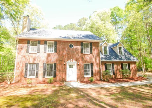 130 Madison Place, Fayetteville, GA 30214 (MLS #6538470) :: The Hinsons - Mike Hinson & Harriet Hinson