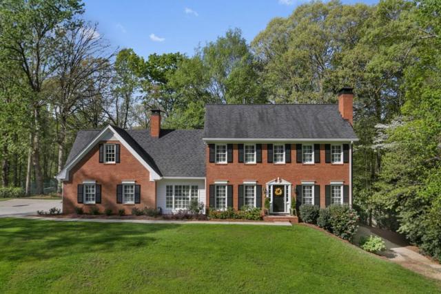 110 Cameron Glen Drive, Atlanta, GA 30328 (MLS #6538515) :: Iconic Living Real Estate Professionals