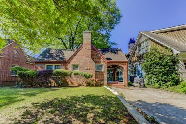 823 East Lake Drive, Decatur, GA 30030 (MLS #6538573) :: Iconic Living Real Estate Professionals