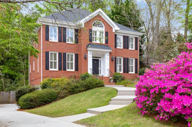 696 Greystone Park NE, Atlanta, GA 30324 (MLS #6538663) :: Iconic Living Real Estate Professionals