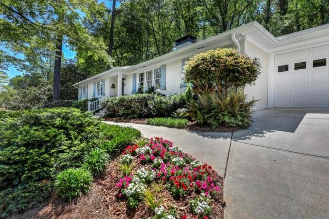 56 Pine Lake Drive, Sandy Springs, GA 30327 (MLS #6538669) :: The Hinsons - Mike Hinson & Harriet Hinson
