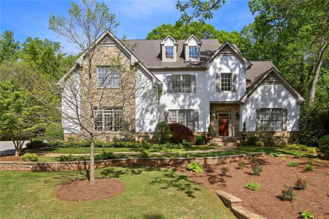 4715 E Conway Drive NW, Atlanta, GA 30327 (MLS #6538675) :: The Hinsons - Mike Hinson & Harriet Hinson