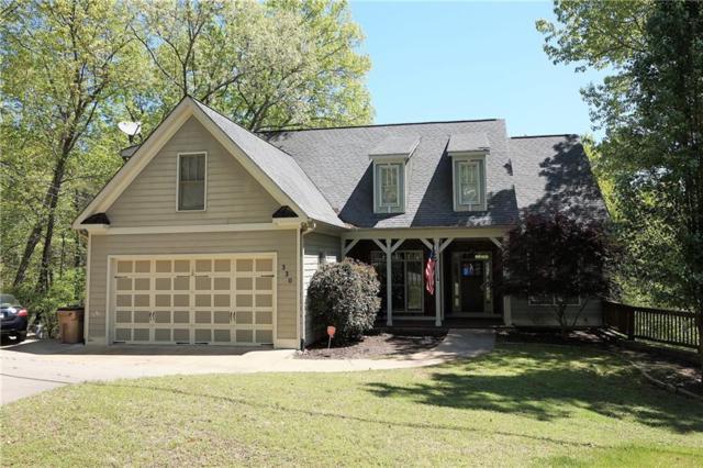 330 Lakewood Drive, Waleska, GA 30183 (MLS #6538799) :: Iconic Living Real Estate Professionals