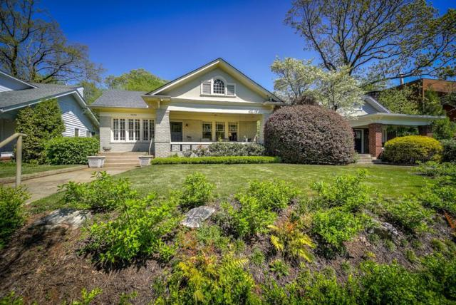 1012 Bellevue Drive NE, Atlanta, GA 30306 (MLS #6538900) :: Iconic Living Real Estate Professionals