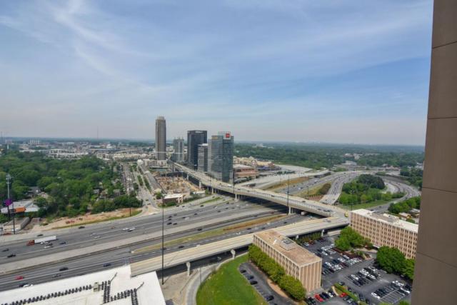 1280 W Peachtree Street NW #3505, Atlanta, GA 30309 (MLS #6538954) :: The Hinsons - Mike Hinson & Harriet Hinson