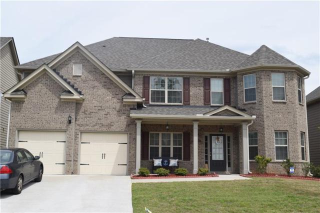 307 Allgood Trace, Acworth, GA 30101 (MLS #6538985) :: Kennesaw Life Real Estate