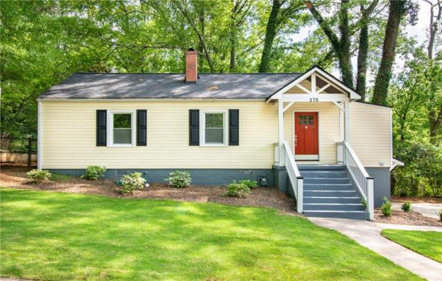 276 Frasier Street SE, Marietta, GA 30060 (MLS #6539045) :: Iconic Living Real Estate Professionals