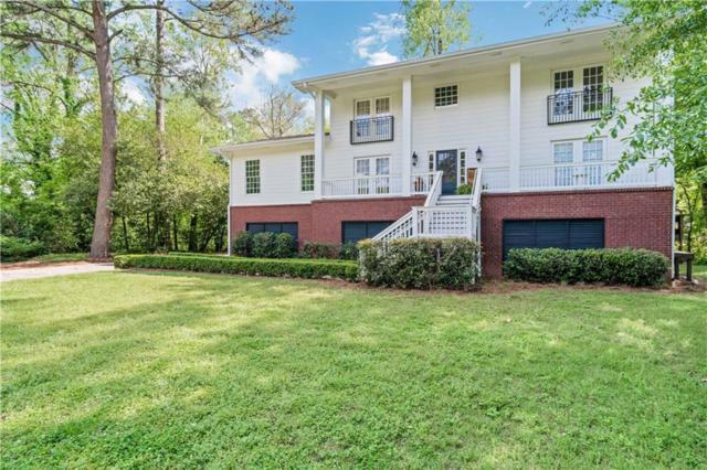 1362 Battleview Drive NW, Atlanta, GA 30327 (MLS #6539047) :: The Hinsons - Mike Hinson & Harriet Hinson