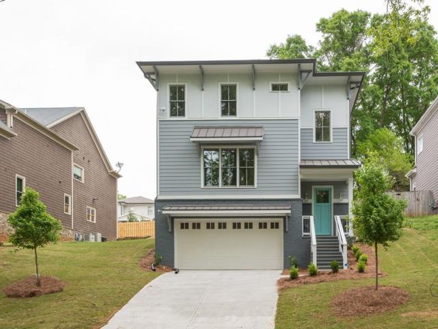 3181 Madison Avenue, Brookhaven, GA 30319 (MLS #6539097) :: The Heyl Group at Keller Williams