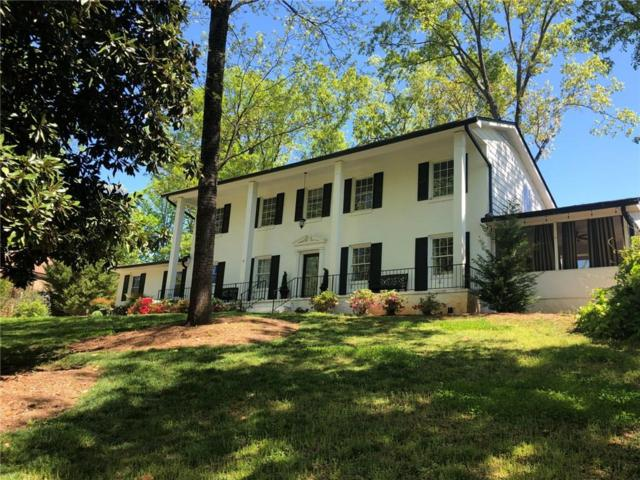 835 Glenairy Drive, Sandy Springs, GA 30328 (MLS #6539104) :: Iconic Living Real Estate Professionals