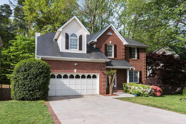 3960 Oak Park Drive, Suwanee, GA 30024 (MLS #6539140) :: Todd Lemoine Team