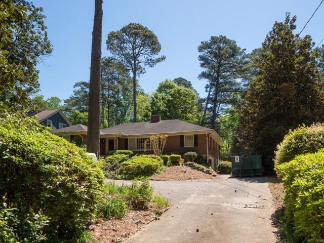 3265 Wood Valley Road NW, Atlanta, GA 30327 (MLS #6539197) :: The Hinsons - Mike Hinson & Harriet Hinson