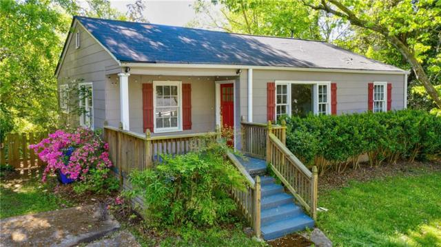 1109 Vista Trail NE, Atlanta, GA 30324 (MLS #6539206) :: The Hinsons - Mike Hinson & Harriet Hinson