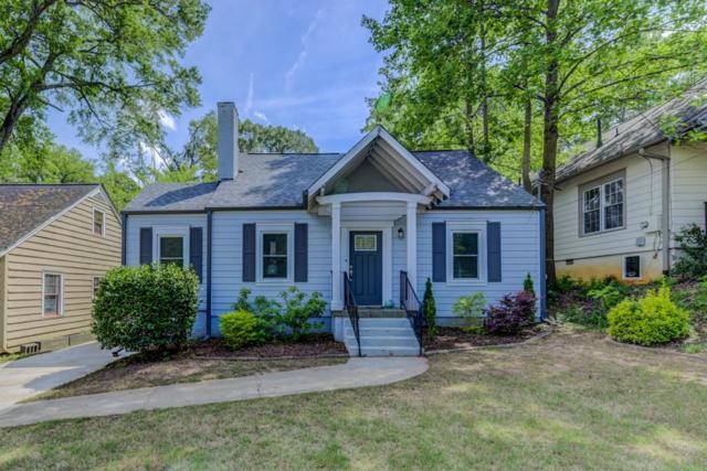 2165 Hosea L Williams Drive SE, Atlanta, GA 30317 (MLS #6539214) :: Iconic Living Real Estate Professionals