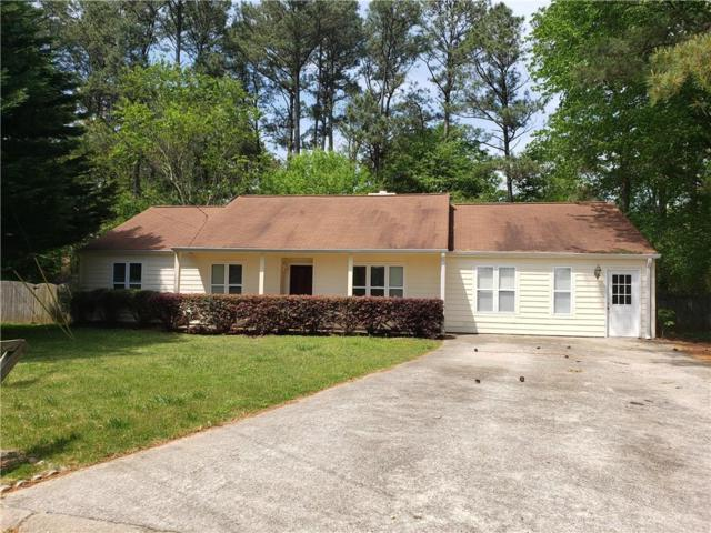 3738 Jesica Trace NE, Kennesaw, GA 30144 (MLS #6539246) :: Kennesaw Life Real Estate