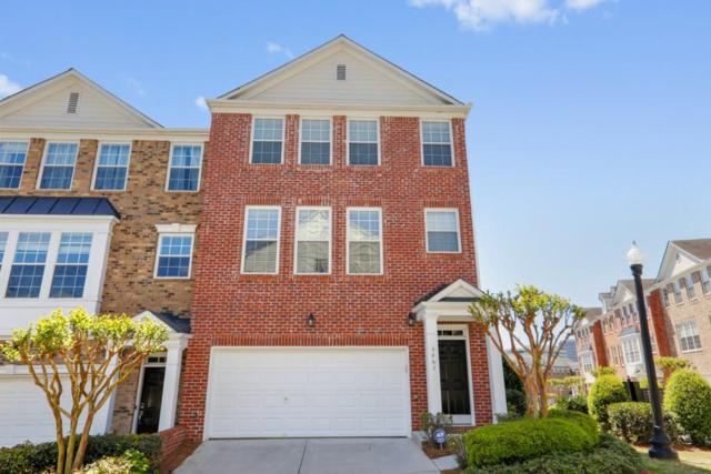 3867 Chattahoochee Summit Drive #8, Atlanta, GA 30339 (MLS #6539247) :: Iconic Living Real Estate Professionals