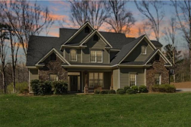 1745 Fletcher Drive, Ball Ground, GA 30107 (MLS #6539265) :: Rock River Realty