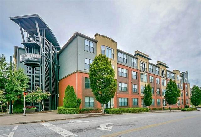 400 17th Street NW #1331, Atlanta, GA 30363 (MLS #6539392) :: Iconic Living Real Estate Professionals