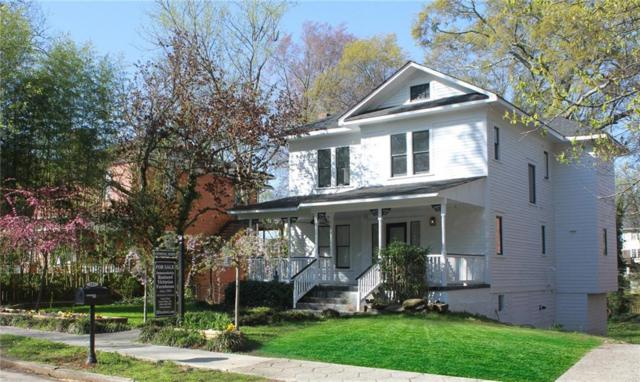 282 Oxford Place NE, Atlanta, GA 30307 (MLS #6539474) :: The Zac Team @ RE/MAX Metro Atlanta
