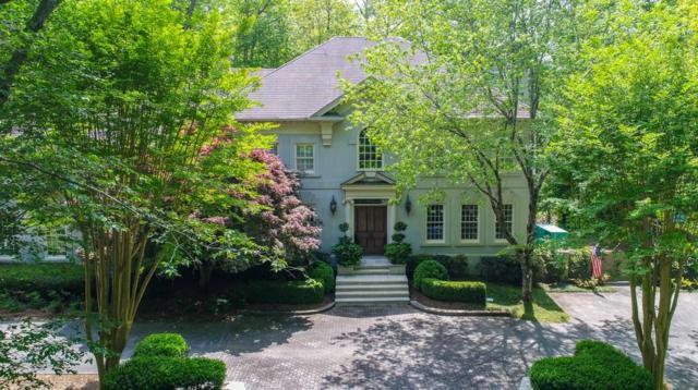 2445 W Wesley Road NW, Atlanta, GA 30327 (MLS #6539515) :: The Hinsons - Mike Hinson & Harriet Hinson