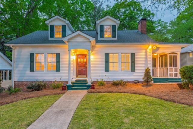 2009 Mercer Avenue, College Park, GA 30337 (MLS #6539521) :: The Hinsons - Mike Hinson & Harriet Hinson