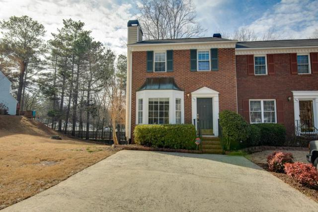 735 Anderson Walk #735, Marietta, GA 30062 (MLS #6539536) :: Kennesaw Life Real Estate