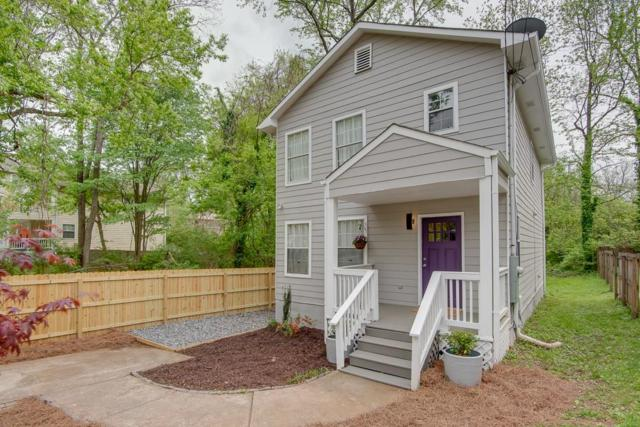 1453 Chipley Street NE, Atlanta, GA 30307 (MLS #6539596) :: The Hinsons - Mike Hinson & Harriet Hinson
