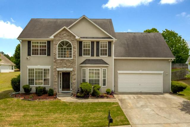 11924 Red Ivy Lane, Fayetteville, GA 30215 (MLS #6539600) :: The Cowan Connection Team