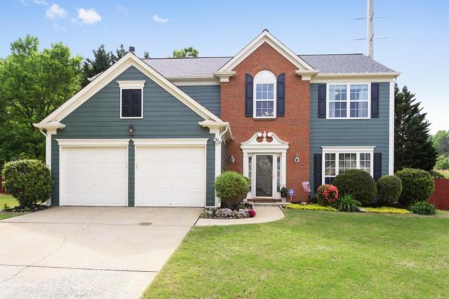 662 Glenbarrett Court NE, Marietta, GA 30066 (MLS #6539603) :: The Cowan Connection Team