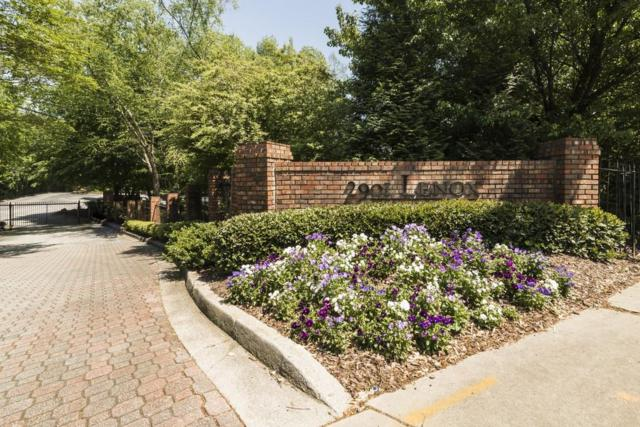 2901 Lenox Road NE #502, Atlanta, GA 30324 (MLS #6539605) :: The Hinsons - Mike Hinson & Harriet Hinson