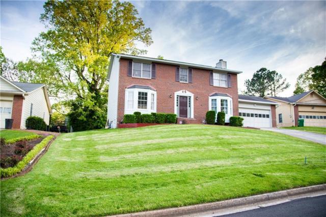 884 Lagoon Court, Stone Mountain, GA 30083 (MLS #6539612) :: Kennesaw Life Real Estate