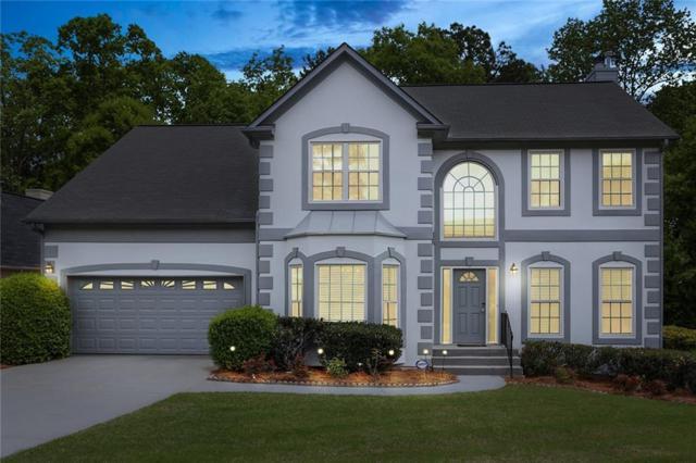 340 Saddle Bridge Drive, Alpharetta, GA 30022 (MLS #6539650) :: North Atlanta Home Team