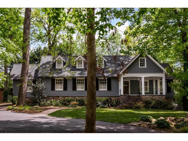 3953 Ivy Road NE, Atlanta, GA 30342 (MLS #6539656) :: The Hinsons - Mike Hinson & Harriet Hinson