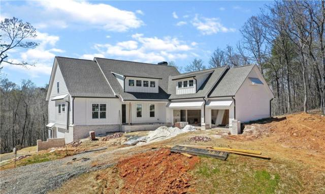 243 Goss Lane, Ball Ground, GA 30107 (MLS #6539665) :: Path & Post Real Estate