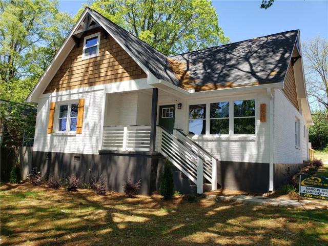 201 Clifton Street SE, Atlanta, GA 30317 (MLS #6539668) :: Iconic Living Real Estate Professionals
