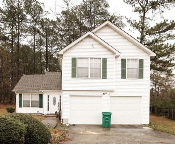 708 Stonebridge Terrace, Lithonia, GA 30058 (MLS #6539690) :: Iconic Living Real Estate Professionals