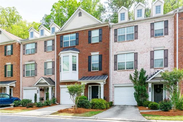 614 Pember Point, Sandy Springs, GA 30350 (MLS #6539808) :: The Hinsons - Mike Hinson & Harriet Hinson