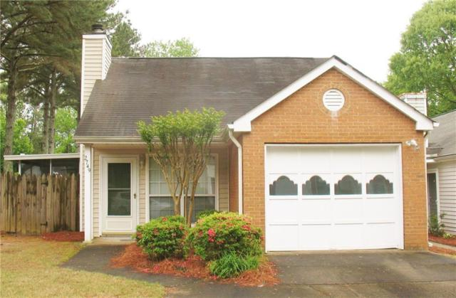 2749 Saint Charles Lane NW, Kennesaw, GA 30144 (MLS #6539831) :: Kennesaw Life Real Estate