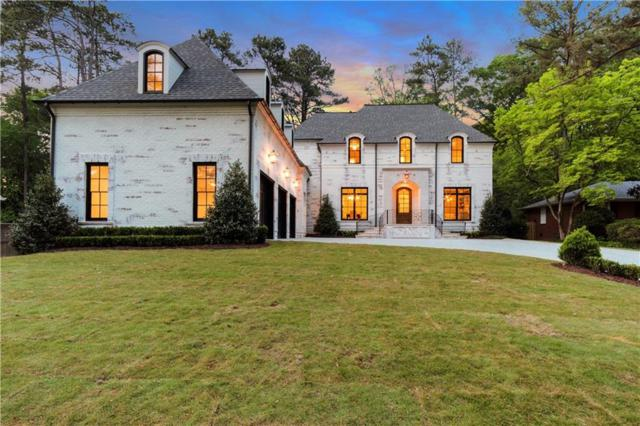 1323 Battleview Drive NW, Atlanta, GA 30327 (MLS #6539936) :: Path & Post Real Estate