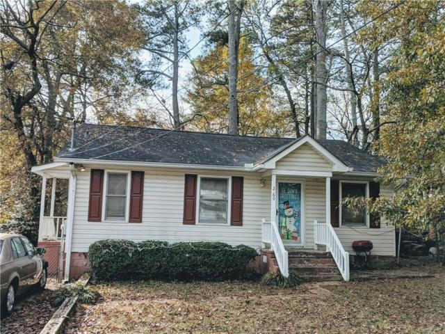 260 Mt Zion Road, Hapeville, GA 30354 (MLS #6539954) :: The Hinsons - Mike Hinson & Harriet Hinson