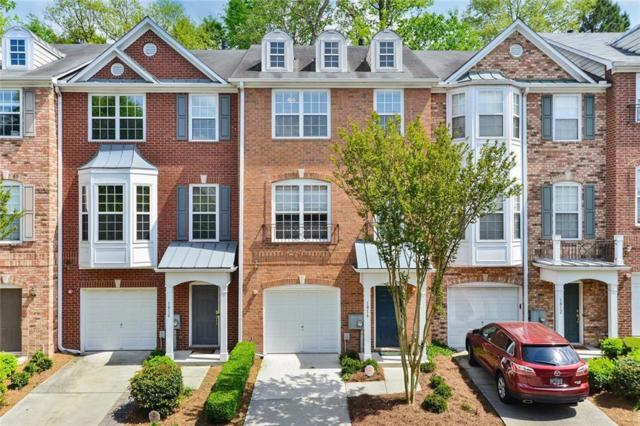 1814 Dunrobin Drive SE #35, Smyrna, GA 30082 (MLS #6539989) :: Iconic Living Real Estate Professionals