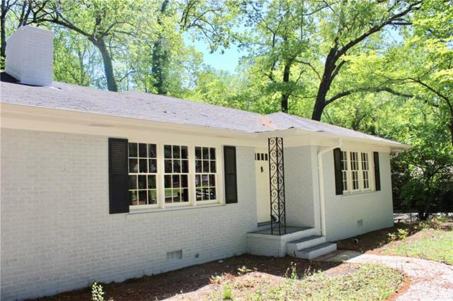 1606 Childress Drive SW, Atlanta, GA 30311 (MLS #6539993) :: The Hinsons - Mike Hinson & Harriet Hinson
