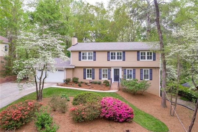 5179 Hidden Branches Circle, Dunwoody, GA 30338 (MLS #6540021) :: Iconic Living Real Estate Professionals